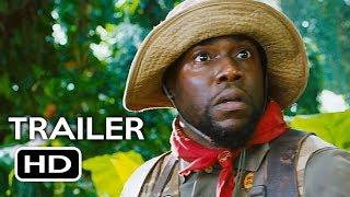 Jumanji 2: Welcome to the Jungle | Finale Trailer# 3 (2017) Dwayne Johnson, Kevin Hart Movie HD