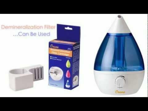 Crane Drop Shape Humidifiers Review at FiltersFast.com