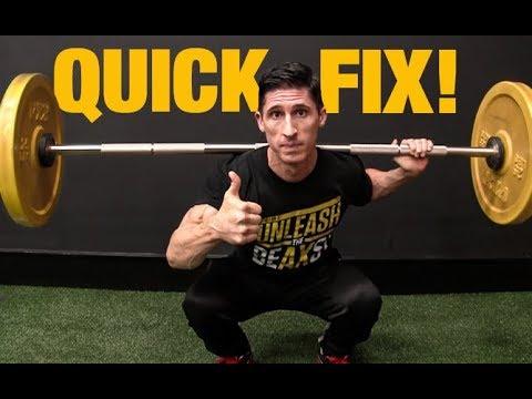 The SINGLE BEST Squat Tip I've Ever Used!
