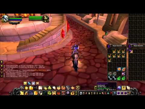 How i Made 100k Gold in World of Warcraft 5.4.8 (WOD PATCH READY)