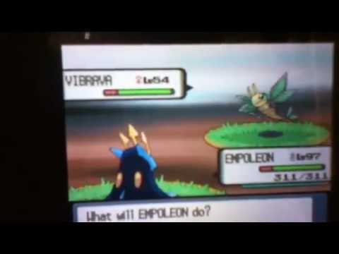 Where To Catch Vibrava In Pokemon Diamond (No Cheats!!!)