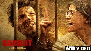 SARBJIT Theatrical Trailer | Aishwarya Rai Bachchan, Randeep Hooda, Omung Kumar | T-Series