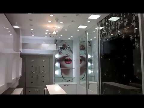 Jewellery Showroom Interior Design In Meerut