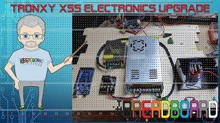 TronXY X5S Hardware Upgrade - PakVim net HD Vdieos Portal