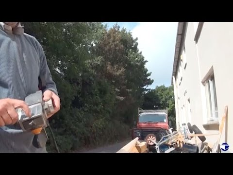 Making Wooden Spars Part 3 of 5