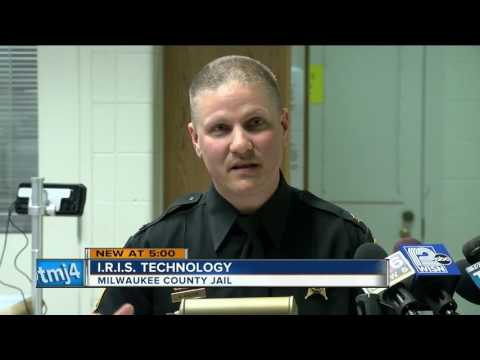 Milwaukee County Jail now using biometric scanning to identify offenders