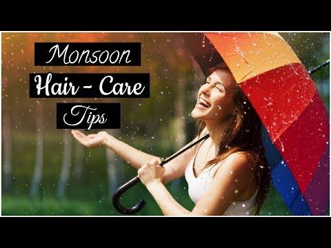 Monsoon Hair Care Tips | Hair Care