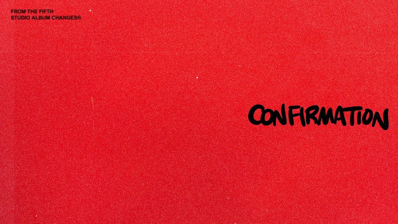 Justin Bieber - Confirmation