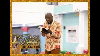 Apostle Suleman LIVE::: BIBLE STUDY {14th July 2020}