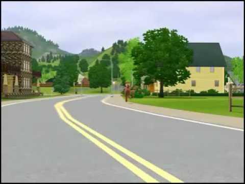 The Sims 3 - Morning Run