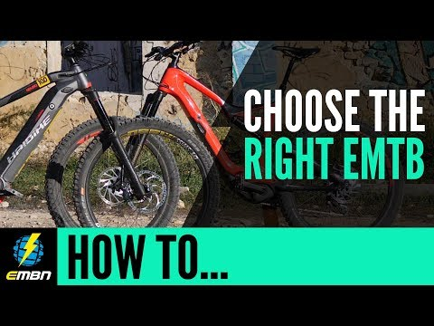 Which E MTB Is Best For You | E Mountain Bike Guide