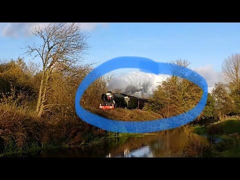 The Flying Scotsman in Norwich