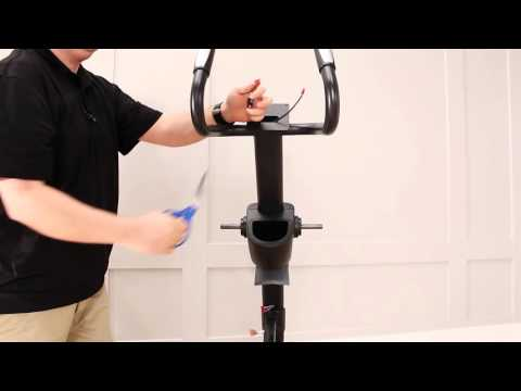 Replacing the Wire Harnesses - Elliptical - Frame Style B