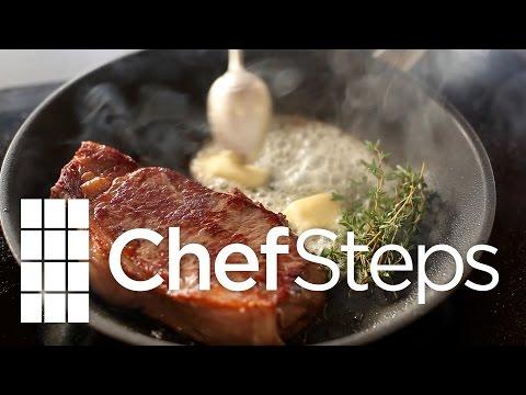 Sous Vide Steak • ChefSteps
