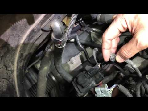 How to clean the carbon on the intake valves on a 2011 Mini Cooper S