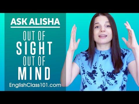 Useful English Expressions Explained - Basic English Grammar | Ask Alisha