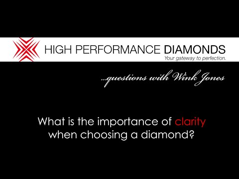 4C's: What Is The Importance Of Clarity When Choosing A Diamond?