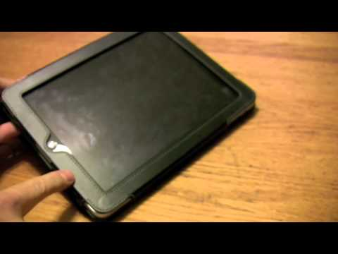 Review of Amazon Basics iPad cover