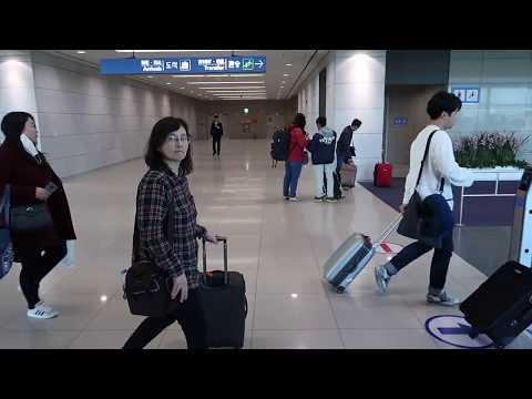 Airport & Myeongdong, Seoul (1/8)