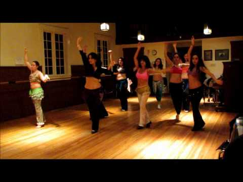 How to dance with the Persian Pop Song