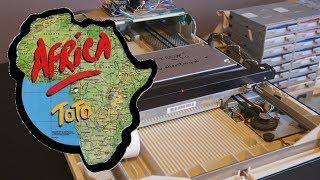 The Floppotron: Toto - Africa