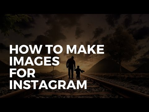 How to Make Your Images for Instagram with Pixabay and Canva