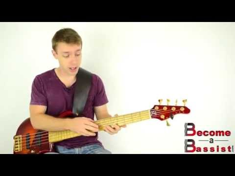 Muting Strings On 5 or 6 String Bass: A Guide