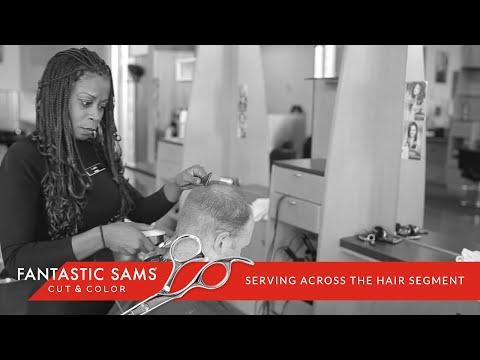Fantastic Sams is serving across the hair segment