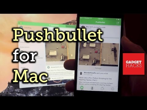 Connect Your iOS Device to Your Mac with Pushbullet [How-To]