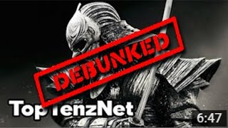 Top 10 HORRIFYING Facts You Didn't Know About SAMURAI - DEBUNKED