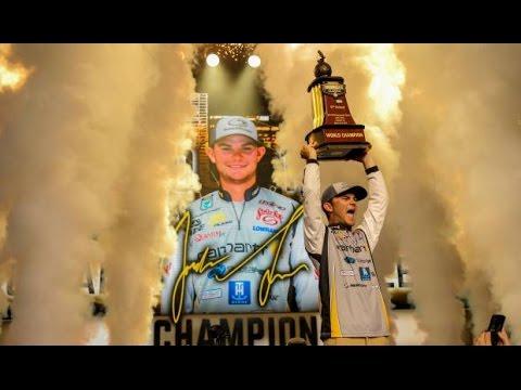 2017 Bassmaster Classic Jordan Lee Champion!!