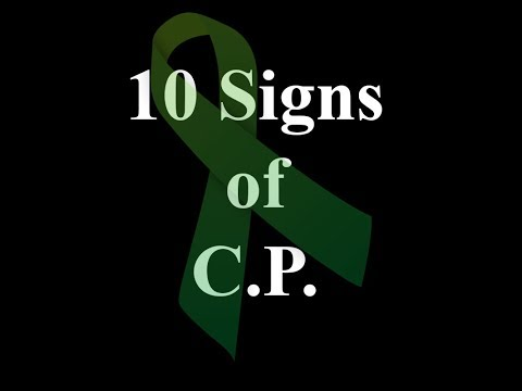 10 Signs of Cerebral Palsy