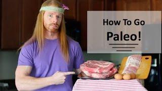 How To Go Paleo - Ultra Spiritual Life episode 54