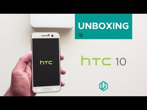 HTC 10 Unboxing Dubai