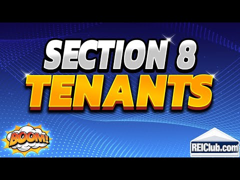 Section 8 Tenant - Should Real Estate Investors Rent to a Section 8 Tenant? - REIClub.com