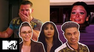The Jersey Shore Cast Talk Their Craziest Moments Ever   Jersey Shore Family Vacation