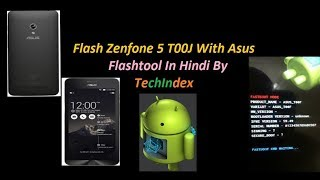 How to flash Asus Zenfone 5 T00J or T00F - PakVim net HD