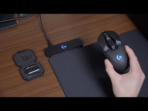 Logitech G PowerPlay: Unlimited Wireless Mouse Battery!