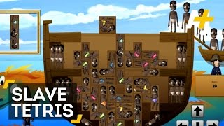 Is Slave Tetris Educational Or Really Racist?
