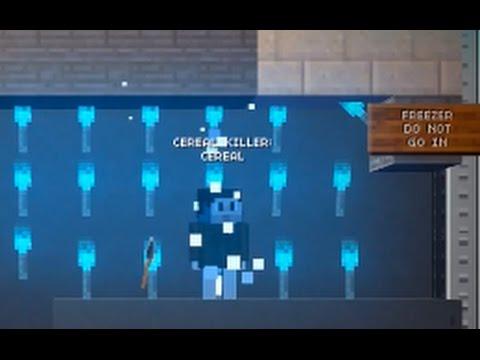 The Blockheads: Freezer Secrets