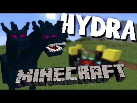 Minecraft: Hydra (Vanilla 1.8)