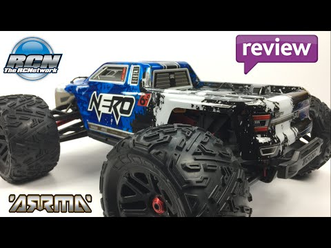 Arrma Nero 6S BLX 1/8 Monster Truck - Mini Review