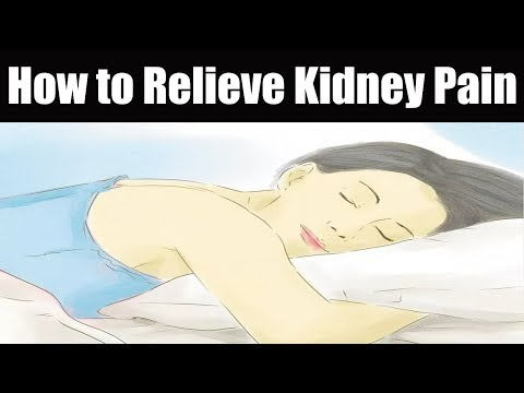 How to Relieve Kidney Pain | Kidney Stone Treatment Fast