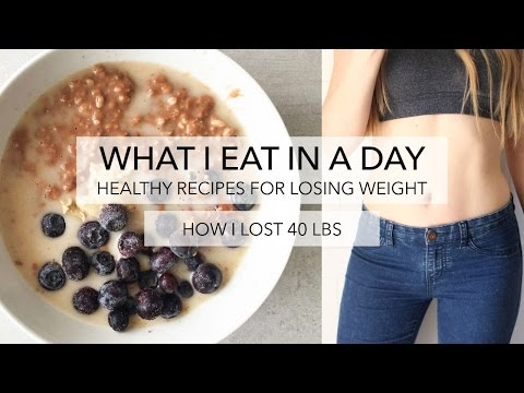 What I Eat In A Day To Lose Weight (Day 3) | Healthy Recipes For Weight Loss