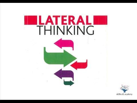 Lateral Thinking & Creativity