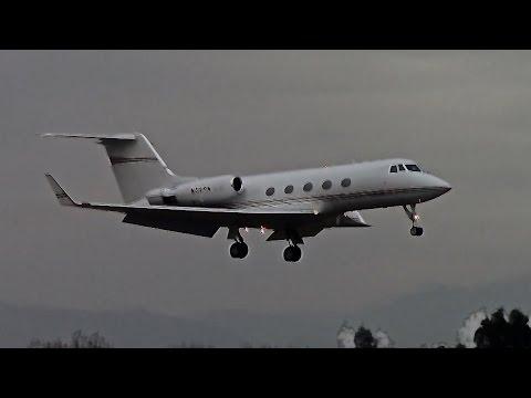 Gulfstream II (N36PN) - Elvis Presley's Private Jet In
