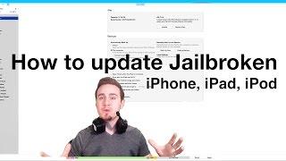 How To Update Jailbroken Iphone Ipad Ipod To Latest Ios