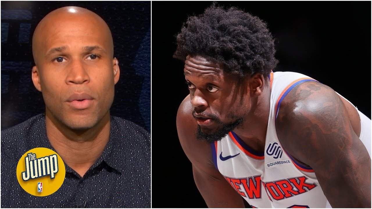 The Knicks are one player away from being a force in the East – Richard Jefferson | The Jump