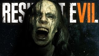 RUN FOR YOUR LIFE! | Resident Evil 7