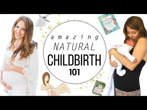 Tips For a Natural Birth in a Hospital- No Epidural!
